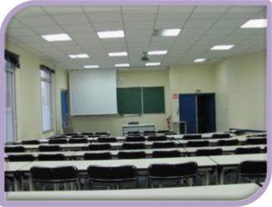 Salle cours prépa infirmier