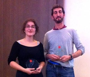 Etudiants CEERRF prix irénée 2017