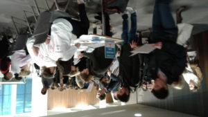 Accueil des étudiants kiné à la conférence épaule au top Strasbourg 2019