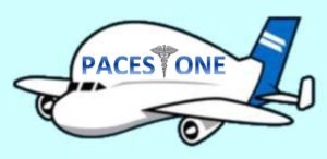 paces one