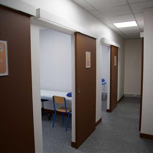 Laboratoire du Campus Santé Porte de Paris